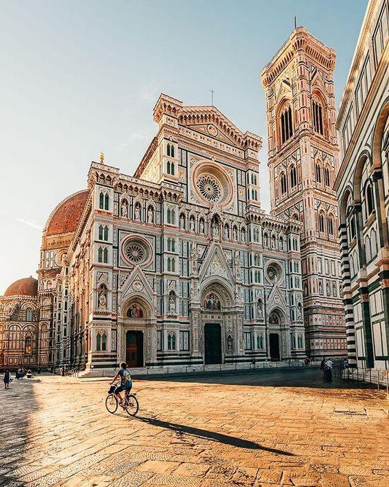Una bella città: Welcome to Italy!