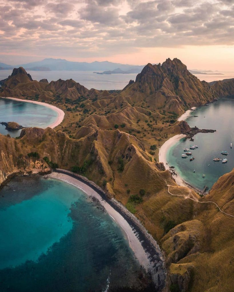 Why Padar Island is Perfect for A Post-Pandemic Gateway