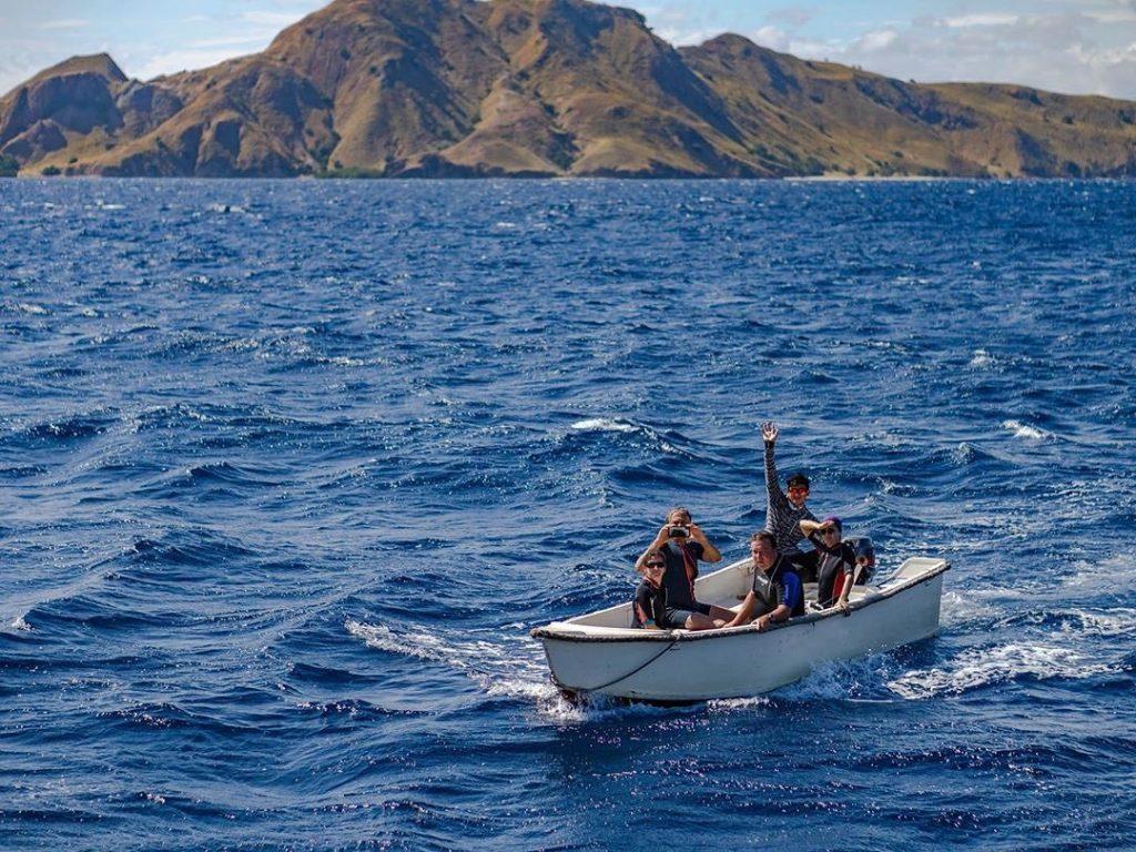 Fool-Proof Plan to Bring Kids to Komodo Diving Trip