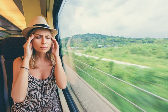 How To Deal With Sickness You Get After Travelling